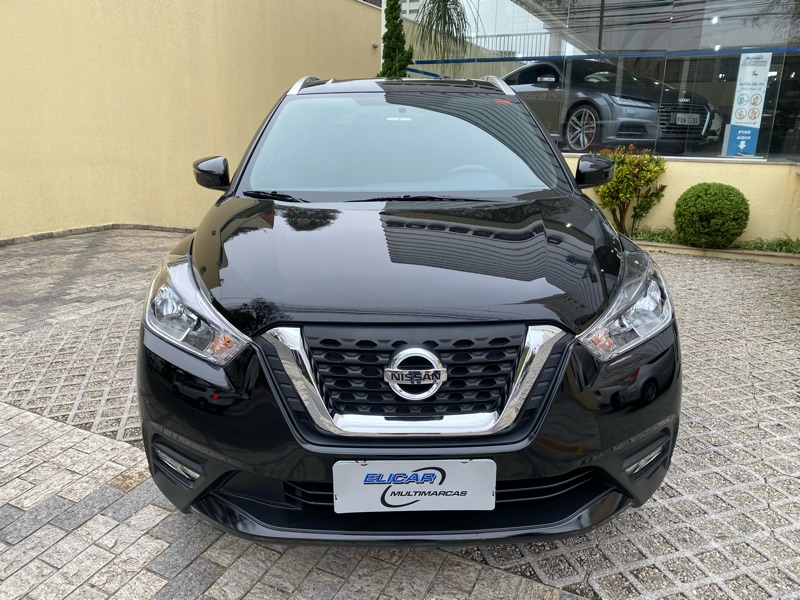 Nissan-KICKS-1.6 16V FLEX SV 4P XTRONIC
