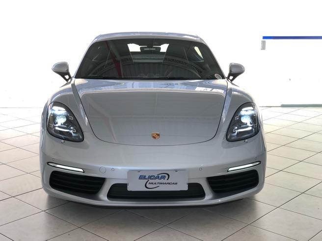 Porsche-718-2.5 16V H4 GASOLINA CAYMAN S PDK