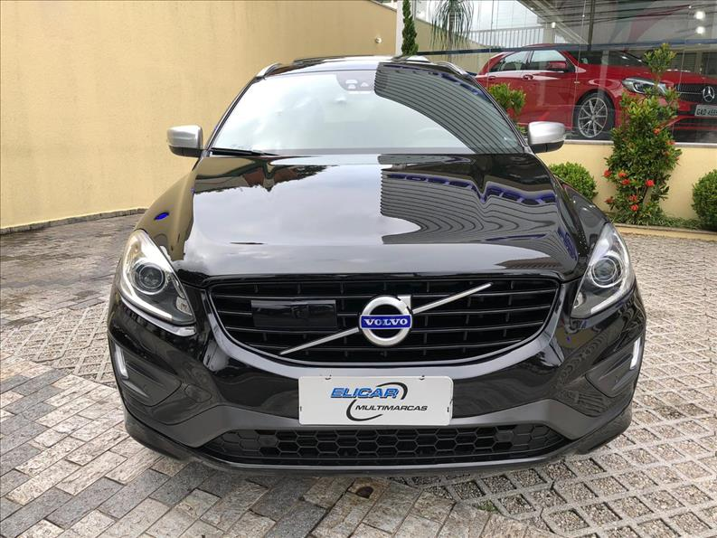 VOLVO XC60 2.0 T6 R Design Turbo