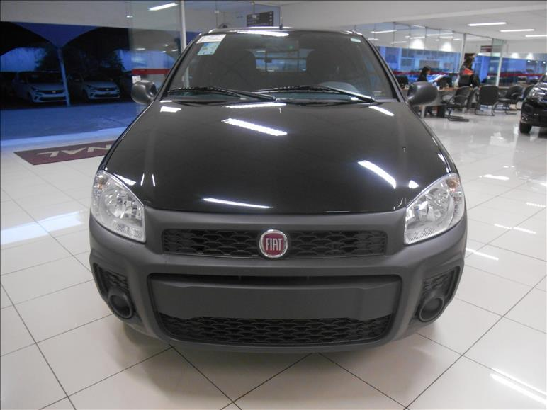 FIAT STRADA 1.4 MPI Hard Working CD 8V