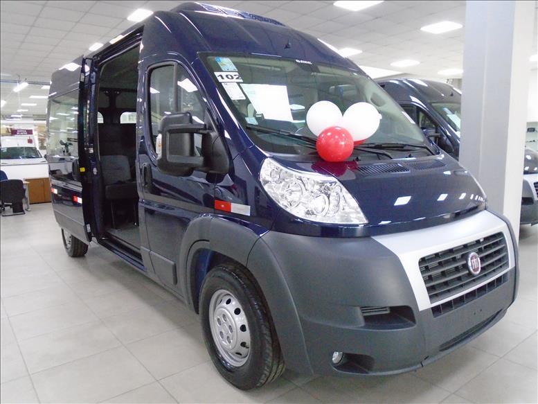FIAT DUCATO 2.3 Comfort Minibus