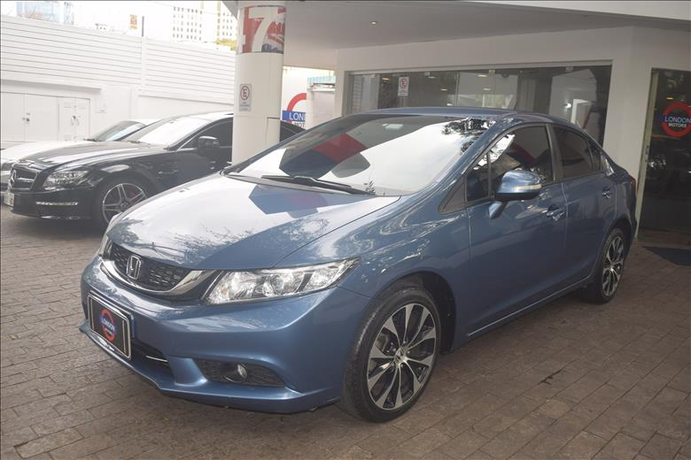 Honda-CIVIC-2.0 LXR 16V