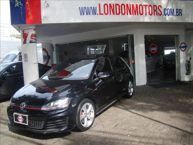 VOLKSWAGEN-GOLF-2.0 TSI GTI 16V Turbo