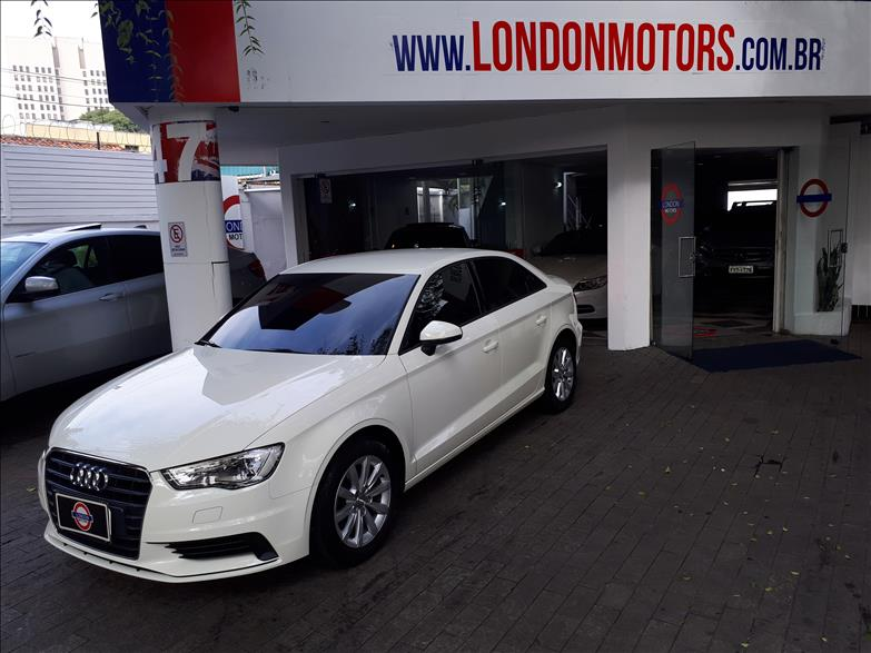 Audi-A3-1.4 TFSI SEDAN ATTRACTION 16V GASOLINA 4P S-TRONIC