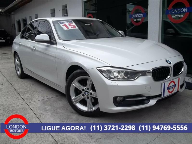 BMW-320I-2.0 Sport 16V Turbo Active