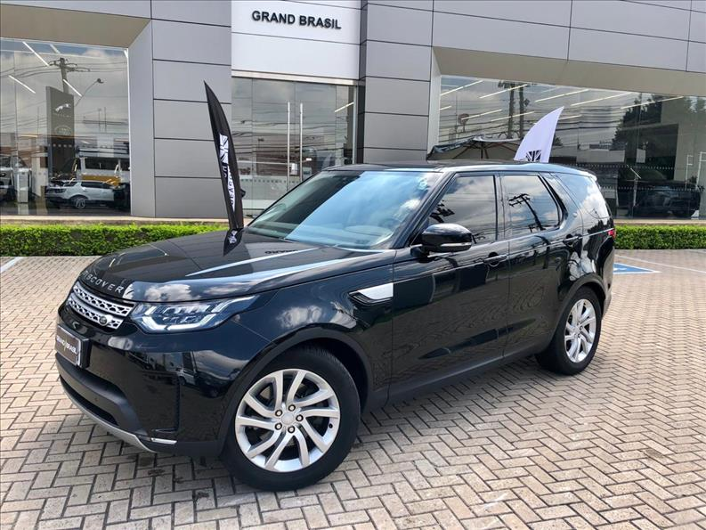 LAND ROVER DISCOVERY 3.0 V6 TD6 HSE 4WD