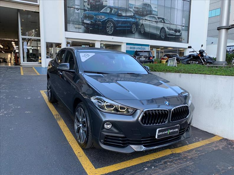 BMW-X2-2.0 16V TURBO ACTIVEFLEX SDRIVE20I GP STEPTRONIC