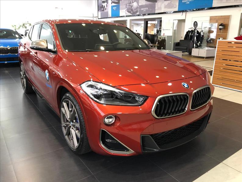 BMW-X2-2.0 16V TURBO GASOLINA SDRIVE20I GP STEPTRONIC