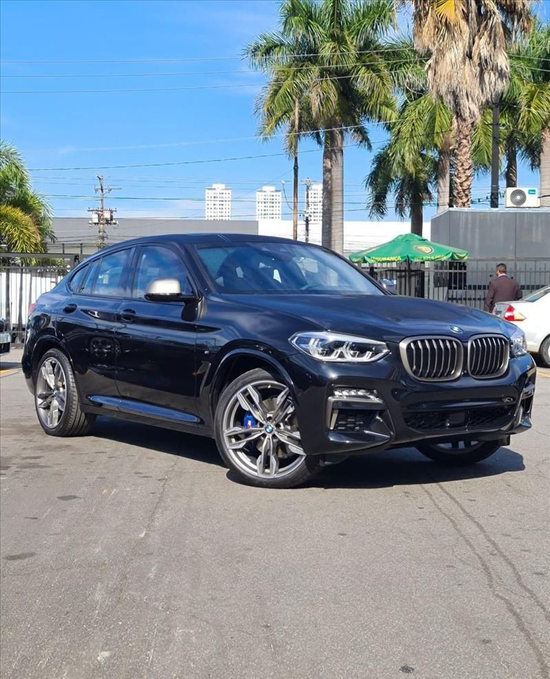 BMW X4 3.0 Twinpower M40i Steptronic