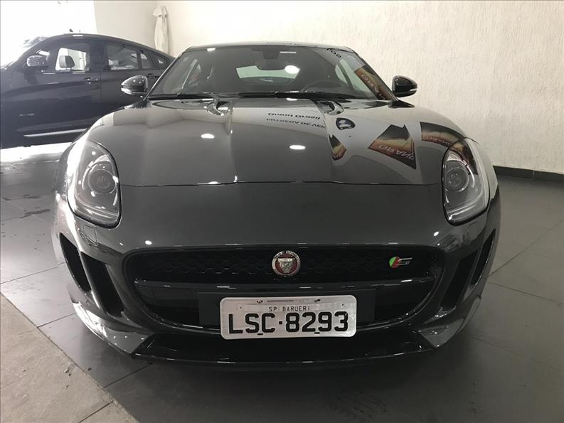 Jaguar F-TYPE 3.0 BRITISH DESIGN EDITION COUPE ...
