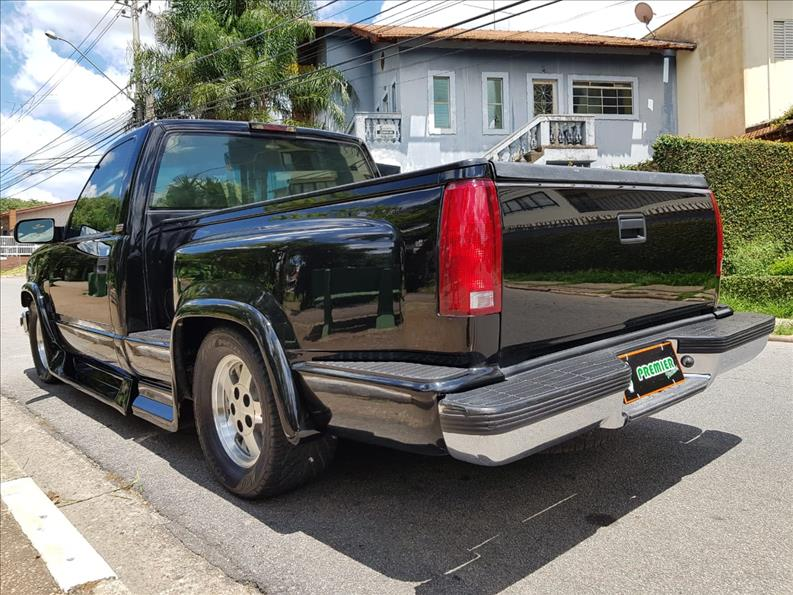 CHEVROLET  SILVERADO   6.5 Fleet Side CS V8