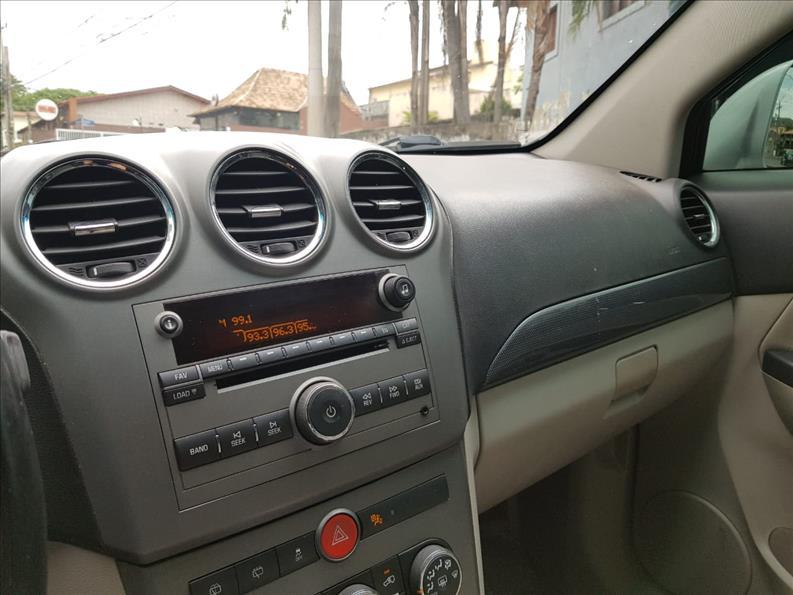 CHEVROLET  CAPTIVA   3.6 SFI AWD V6 24V