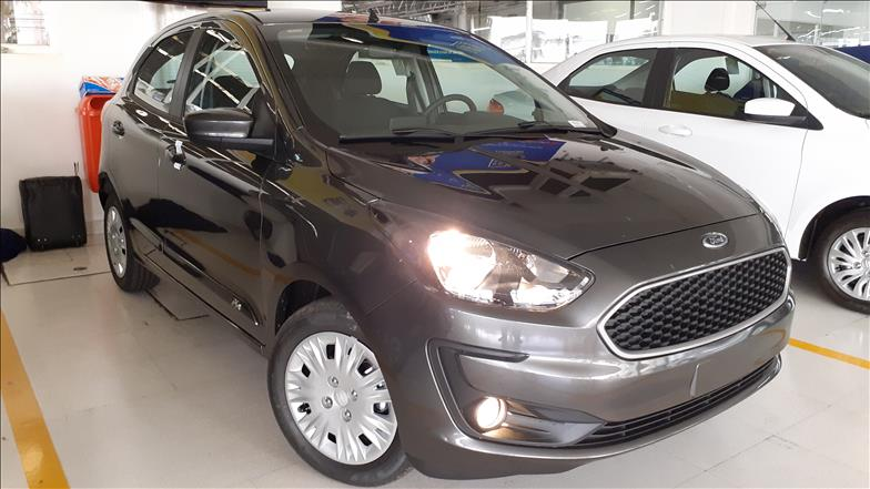 Ford-KA-1.5 TIVCT FLEX SE PLUS AUTOMÁTICO