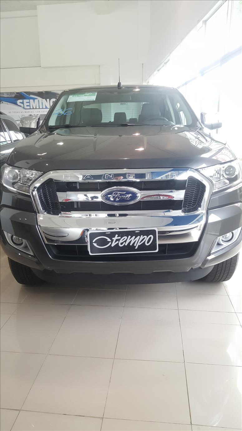 FORD RANGER 2.5 XLT 4X2 CD 16V