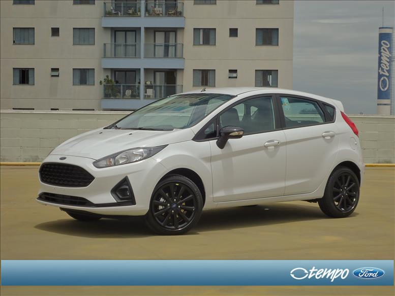 FORD FIESTA 1.6 Ti-vct SE Style