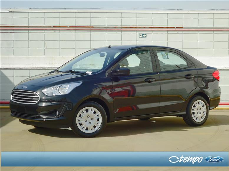 FORD KA 1.0 Ti-vct SE Plus Sedan