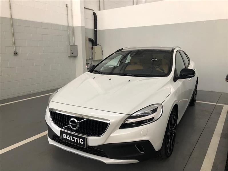VOLVO V40 2.0 T4 Cross Country 2017/2017 Branco