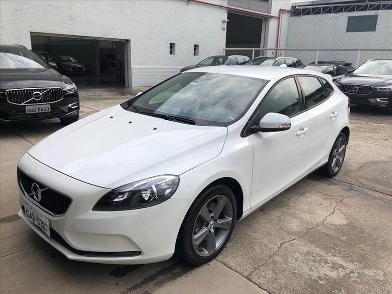 VOLVO V40 2.0 T4 Kinetic 2017/2018 Branco