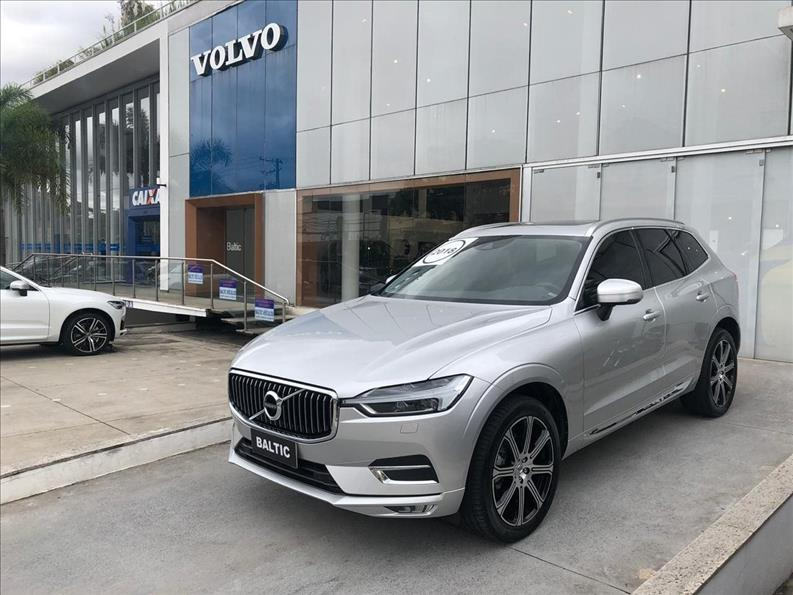 VOLVO XC60 2.0 T5 Inscription AWD Geartronic 2018/2018 Prata