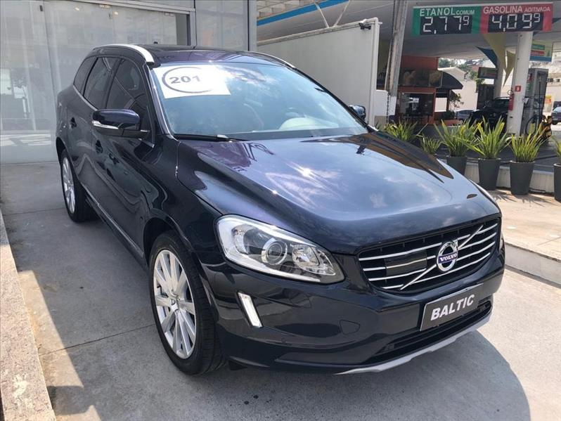 VOLVO XC60 2.0 T5 Inscription Turbo 2016/2017 Azul