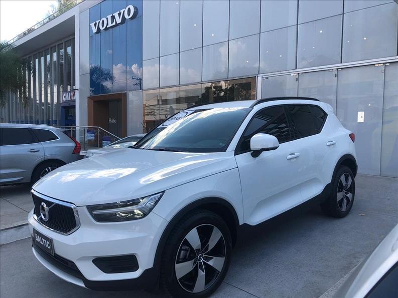 VOLVO XC40 2.0 T5 Momentum AWD Geartronic 2017/2018 Branco