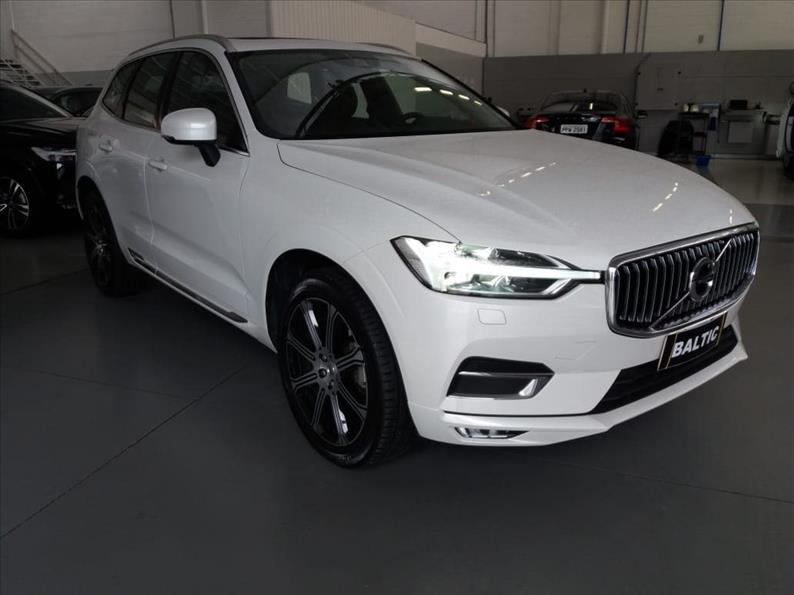 VOLVO XC60 2.0 T5 Inscription AWD Geartronic 2017/2018 Branco