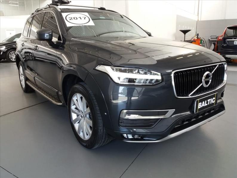 VOLVO XC90 2.0 D5 Momentum AWD Geartronic 2016/2017 Cinza