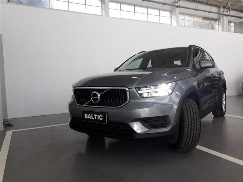 VOLVO XC40 2.0 T4 Geartronic 2018/2019 Cinza