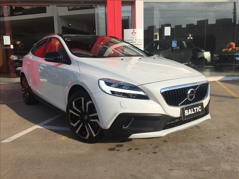 VOLVO V40 2.0 T4 Cross Country 2016/2017 Branco