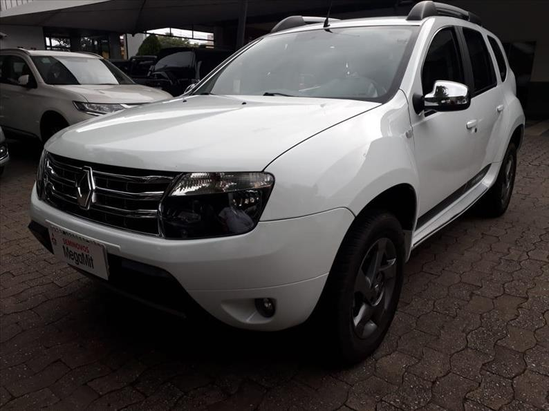 RENAULT DUSTER 2.0 Tech Road 4X2 16V 2013/2013 Branco