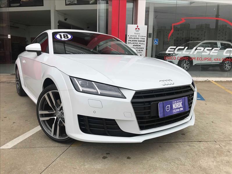 AUDI TT 2.0 TFSI Coupé Ambition 2017/2018 Branco