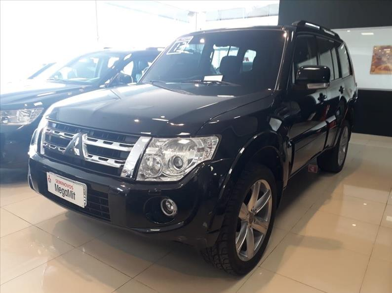 MITSUBISHI PAJERO FULL 3.2 HPE 4X4 16V Turbo Intercooler 2013/2013 Preto
