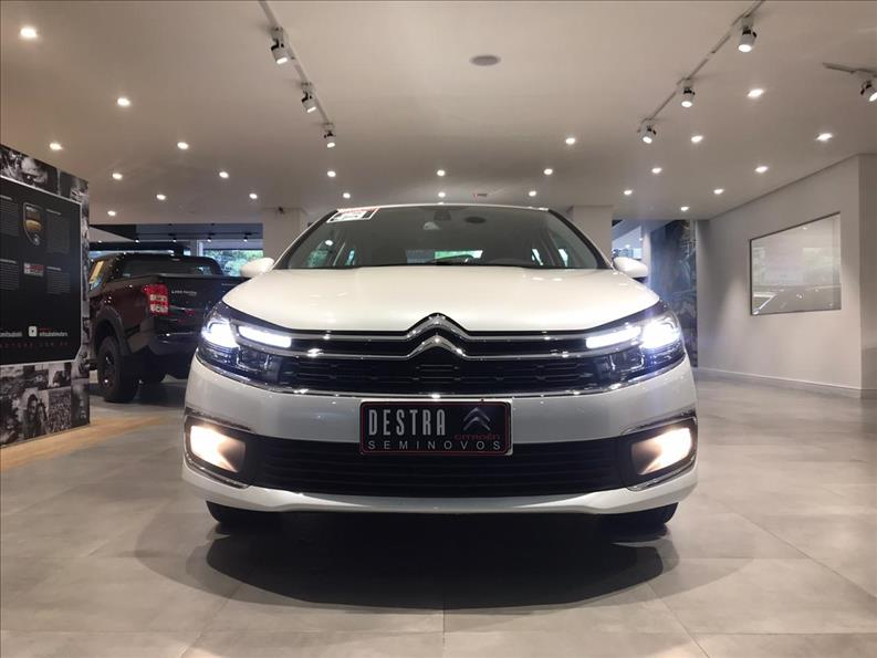 CITROËN C4 LOUNGE 1.6 THP Shine 2018/2019 Branco