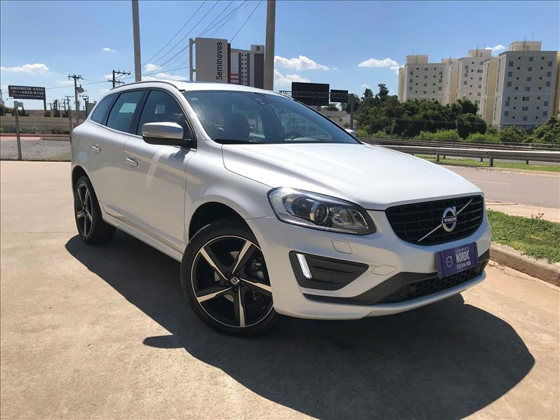 VOLVO XC60 2.0 T5 R Design Turbo 2015/2016 Branco