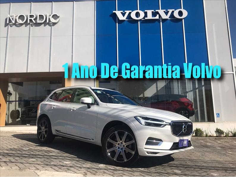 VOLVO XC60 2.0 T5 Inscription AWD Geartronic 2018/2018 Branco