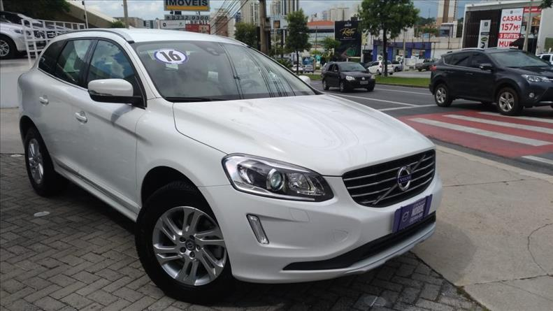 VOLVO XC60 2.0 T5 Kinetic 2015/2016 Branco