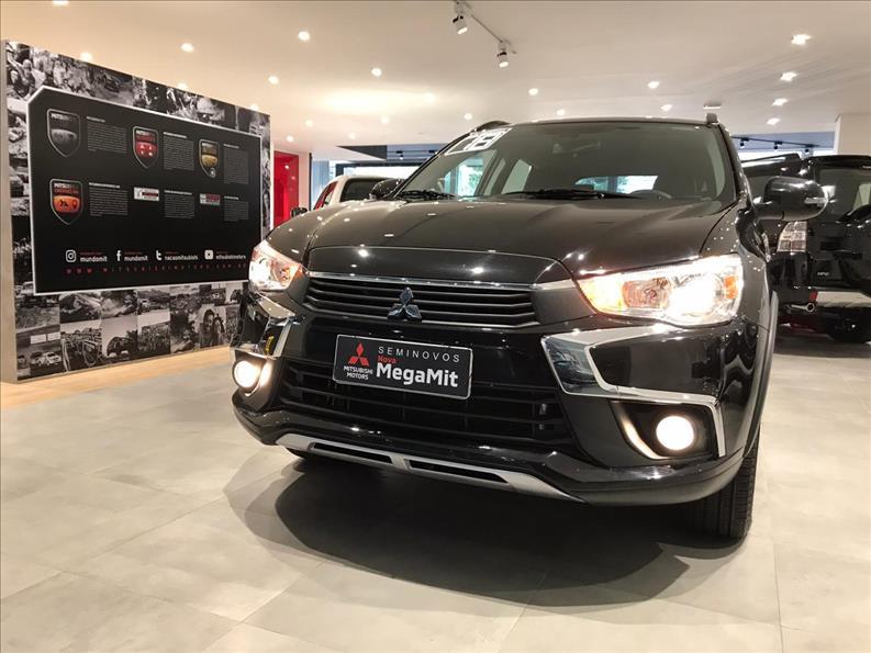 MITSUBISHI ASX 2.0 AWD 16V 2018/2018 Preto