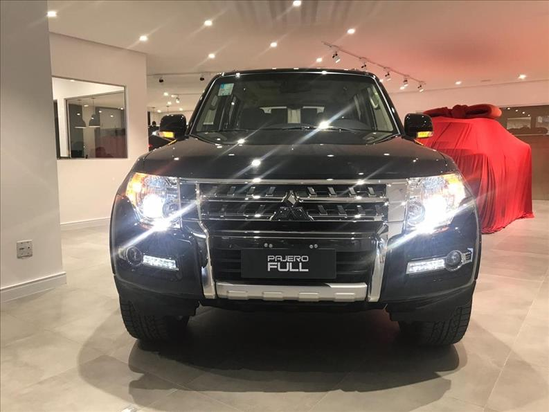 MITSUBISHI PAJERO FULL 3.2 HPE 4X4 16V Turbo Intercooler 2019/2020 Cinza