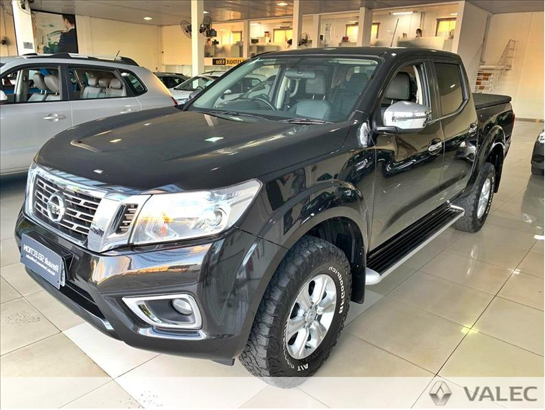 NISSAN FRONTIER 2.3 16V Turbo XE CD 4X4