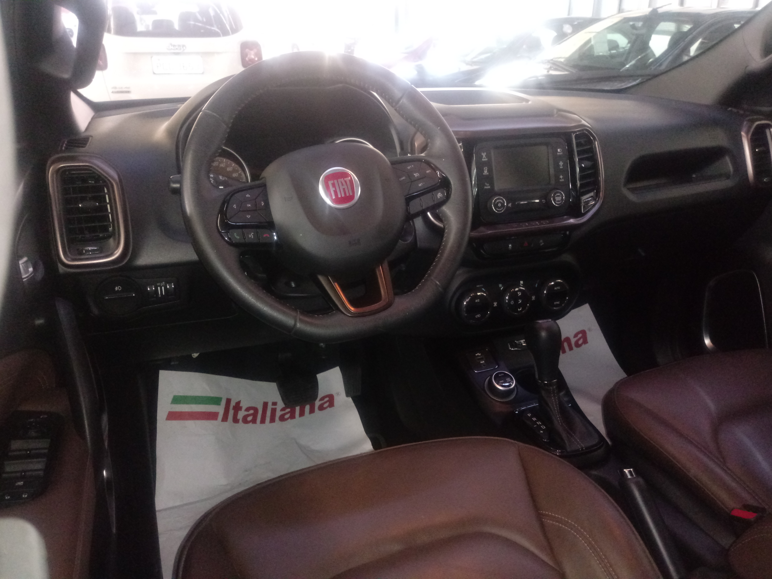 2.0 16V Turbo Ranch 4WD