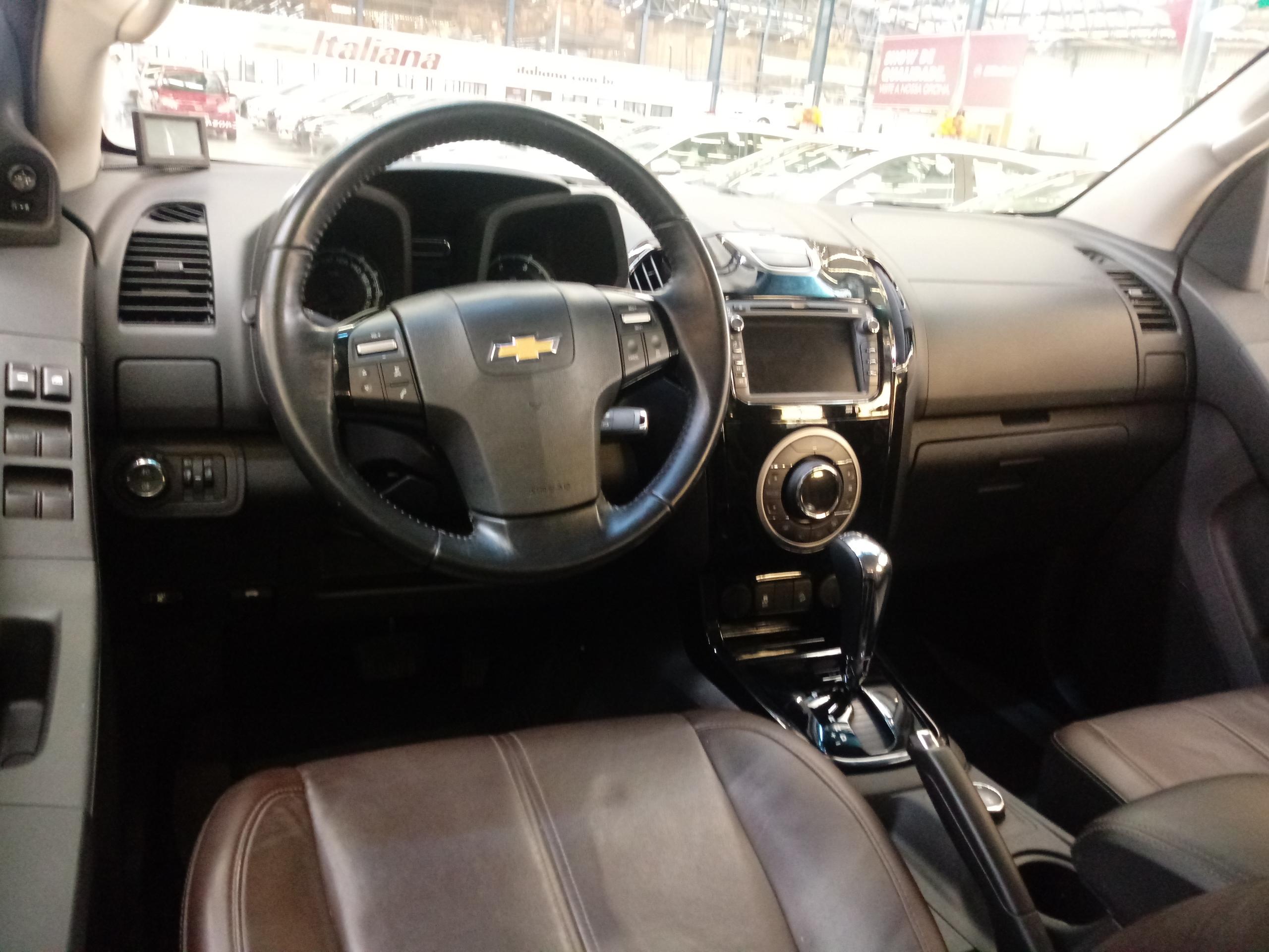 2.8 LTZ 4X4 16V Turbo