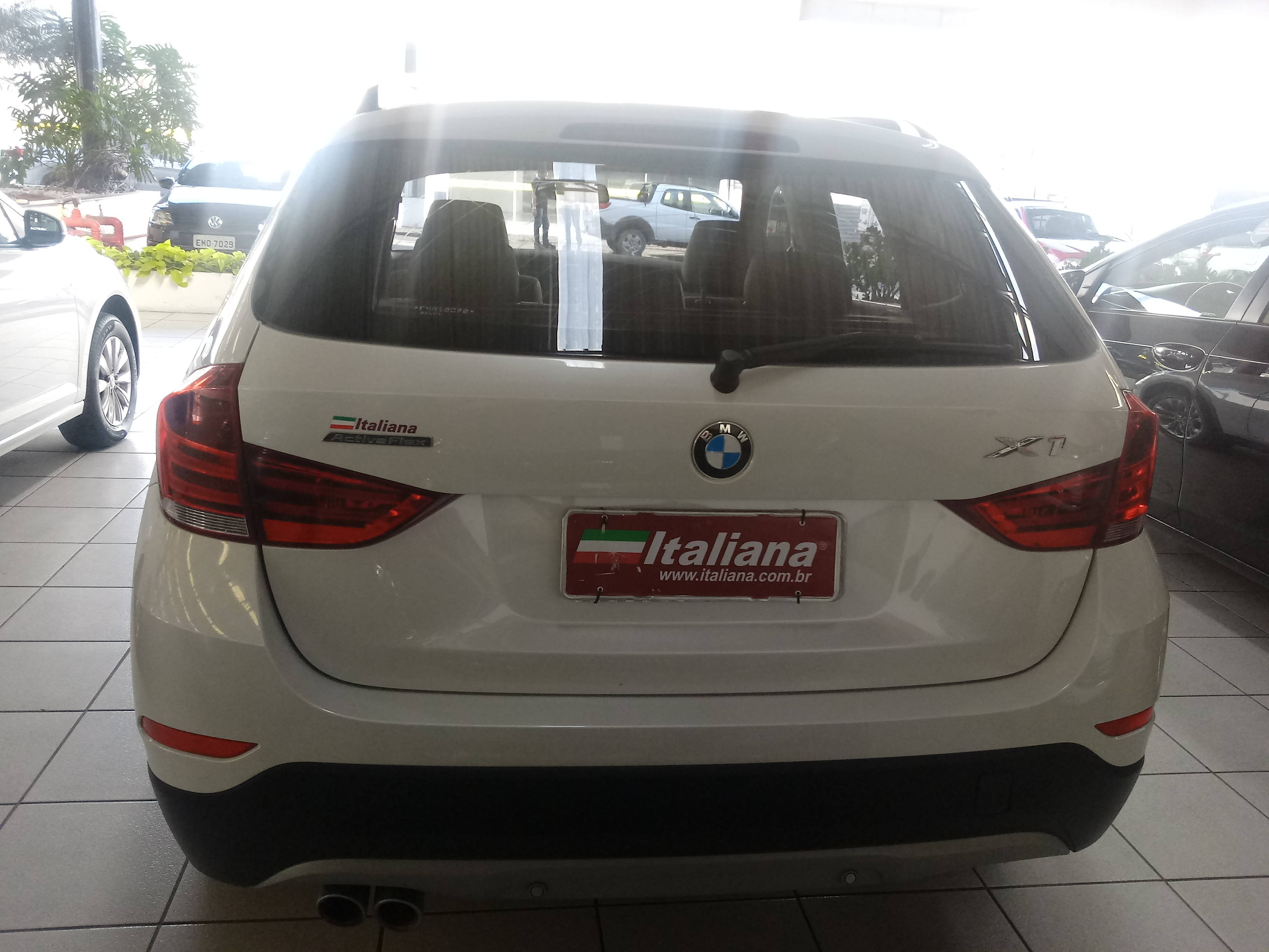 2.0 16V Turbo Activeflex Sdrive20i