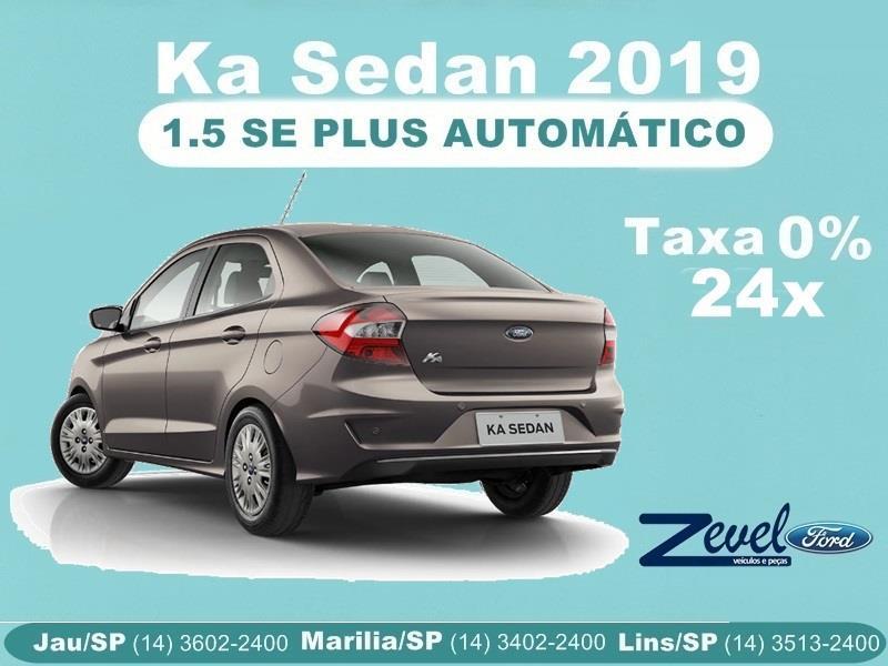 FORD KA 1.5 Ti-vct SE Plus Sedan