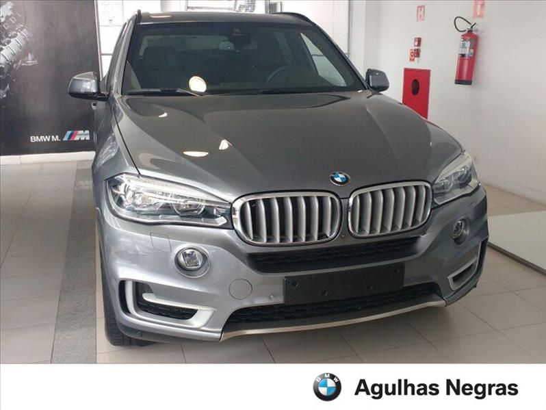 BMW X5 4.4 Security 4X4 V8 32V Turbo 50I