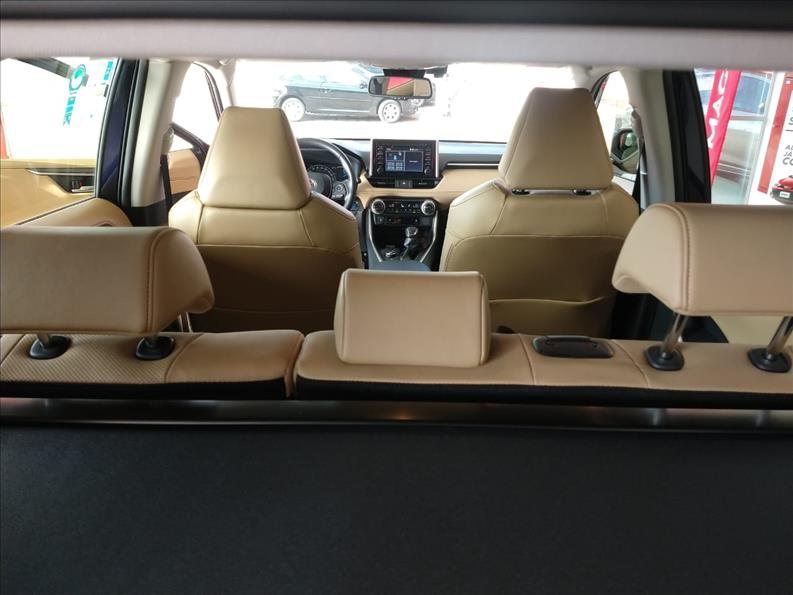 TOYOTA RAV4 2.5 Vvt-ie Hybrid SX AWD