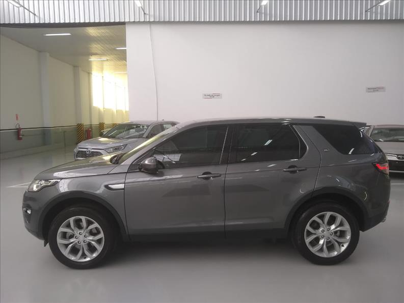 LAND ROVER DISCOVERY SPORT 2.0 16V SI4 Turbo HSE