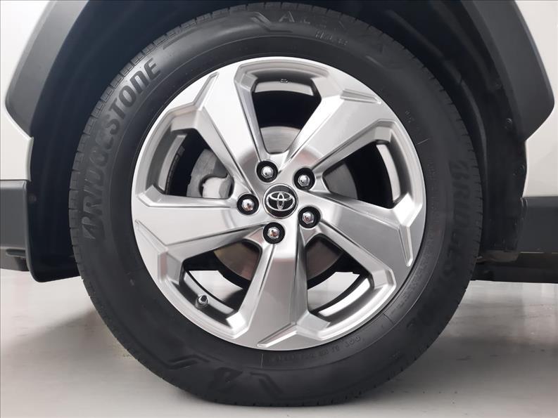 Usado TOYOTA RAV4 2.5 VVT-IE HYBRID SX AWD CVT - Ano 2019/2019