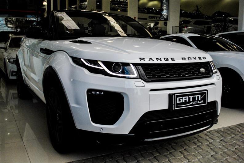 LAND ROVER RANGE ROVER EVOQUE 2.0 HSE Dynamic Conversível 4WD 16V