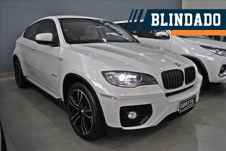 BMW X6 4.4 X Drive 50I Coupé 8 Cilindros 32V