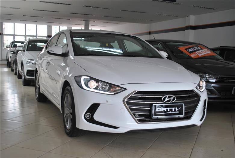 Hyundai-ELANTRA-2.0 16V FLEX SPECIAL EDITION 4P AUTOMATICO